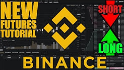 How to SHORT or LONG Bitcoin with Leverage | BINANCE FUTURES TUTORIAL