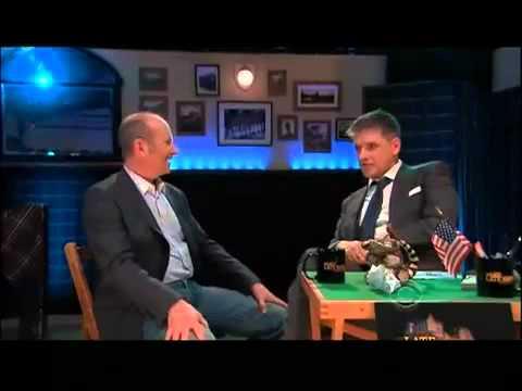 Craig Ferguson 5 17 12D Late Late Show in Scotland Fred MacAuley
