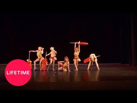 "Dance Moms: Group Dance - ""Sugar Daddies"" (Season 1 Flashback) | Lifetime"