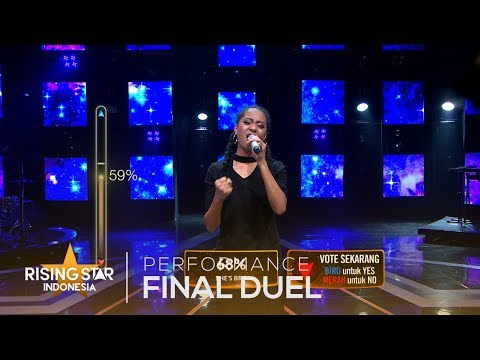 "Jacqueline Caroline ""Rewrite The Stars"" 