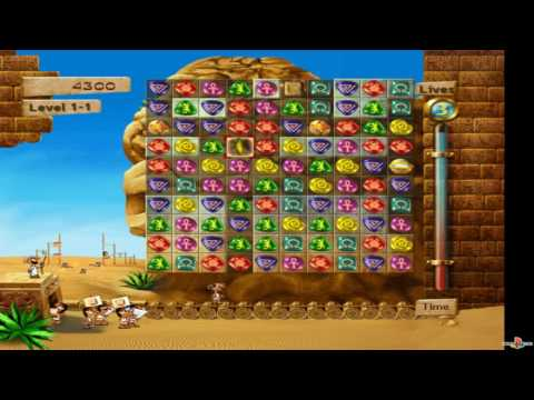 (PS2) 7 Wonders Of The Ancient World (SLUS-21693) GamePlay PSXPLANET.RU