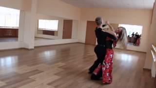 Свадебный танец для начинающих - медленный вальс