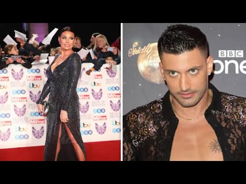 Giovanni Pernice is blasted by ex-girlfriend Jessica Wright at Pleasure of Britain Awards | Movie st