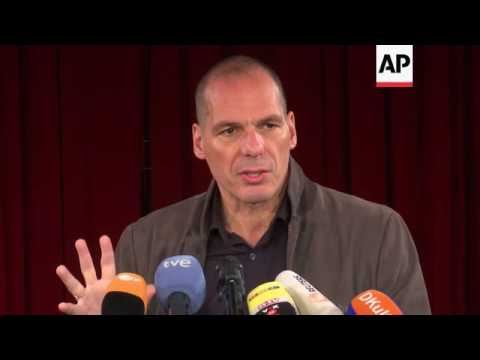Former Greek Finance Min. launches party