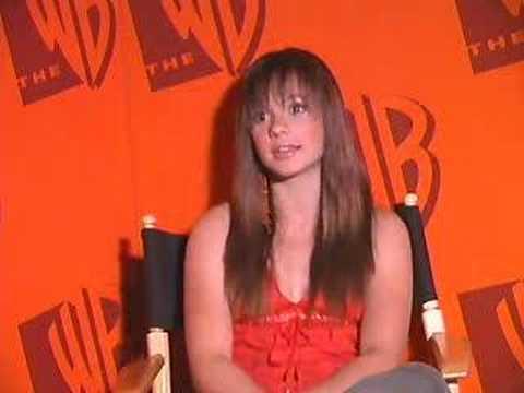Mackenzie Rosman talks about her hair
