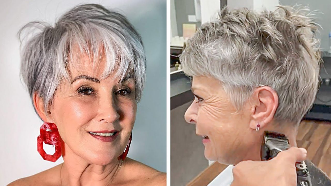 12 Pixie Short Layered Haircut Now Trending 2020 New Professional Women Hairstyles Compilation Youtube