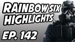 Rainbow Six Daily Highlights | Ep. 142 | TeosGame, KingGeorgeTV, SkittlzR6, KatjaWasTaken, Matimi0