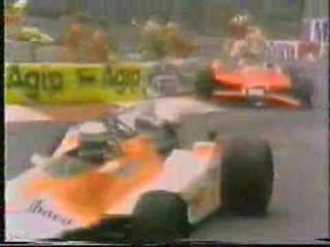 Derek Daly Monaco 1980