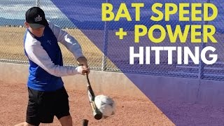 best exercises to improve bat speed and power   baseball hitting drills