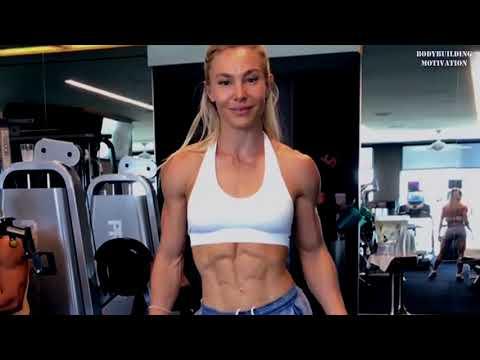 Motivation - Female Training | Hard Workout