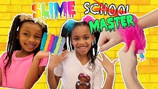 Slime Master's Toy Slime Hack! - New Toy Master