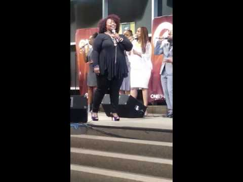 Ms. Crystal Aikin live at Christian Embassy Las Vegas