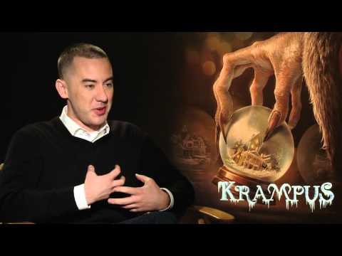 Krampus: Michael Dougherty Official Movie Interview Mp3
