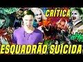 ESQUADRÃO SUICIDA (SEM SPOILERS) | CRITICRAZY