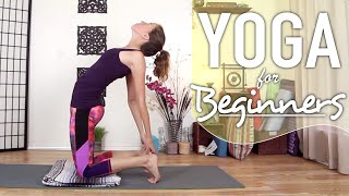 Hip Opening Yoga - Stretches for Hips & Lower Back Pain