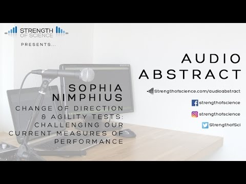 Change of Direction & Agility Tests: Challenging our Current Measures of Performance