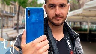 ¿El Salvador de SAMSUNG? Galaxy A50 REVIEW