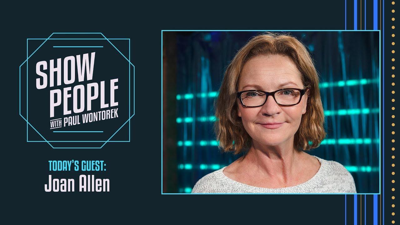 Download Show People with Paul Wontorek: Joan Allen of THE WAVERLY GALLERY