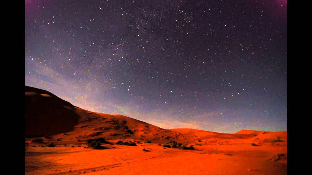 Cosmic Girls Wallpaper Morocco Desert Night Sky 2012 Hd Timelapse Youtube
