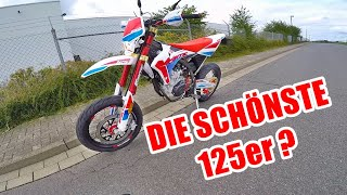 FANTIC 125er SUPERMOTO / ENDLEVEL ?