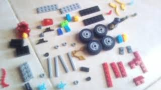 Mobil lego part 1