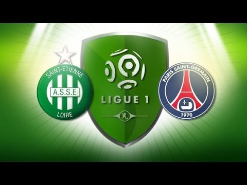 Saint Etienne - Paris PSG