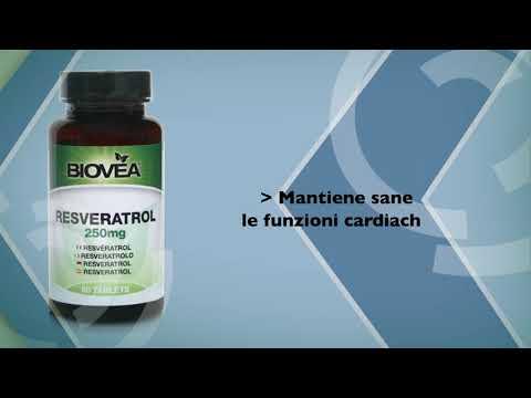 Antiossidante potente, completamente naturale - Resveratrolo