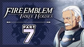"""Part 7: Let's Play Fire Emblem, Three Houses, Blue Lions, New Game+ - """"Mangs Strats+"""""""