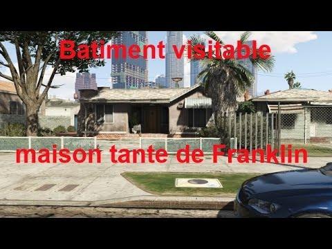 Gta 5 Online Fr Batiment Visitable La Maison De La Tante De