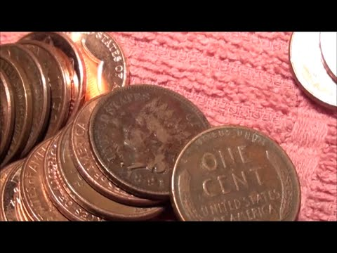 OLDEST COIN EVER FOUND - AMAZING COIN found coin roll hunting MUST SEE