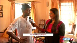 atlee talks about actor vijays role in vijay 59 theri news7 tamil