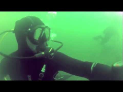 Scuba Diving Turner's Island, Lake Clear (Extended version)