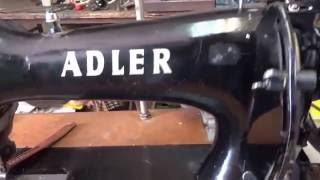 ADLER SEWING 4 - 3