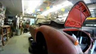Austin Healey 3000 MK III  Barn stored for 40+ years 40k