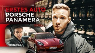 Porsche Panamera als Erstwagen |  Lazo bewertet eure Dreckskarren | inscopelifestyle