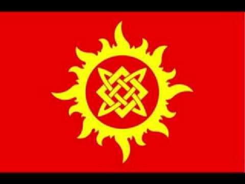 Славянская - Плясовая - Боевая - Ведическая - Мелодия Русов
