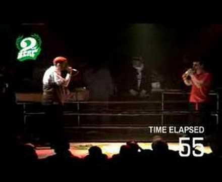 2the beat  - Kiave vs Jack The Smoker