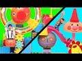 アンパンマン ブロックラボで公園や滑り台を組み立てて街づくり!ごっこ遊び おもちゃ アニメ ★サンサンキッズTV・みお★