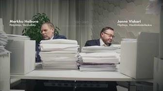Tempaus: ota Suomi.fi-viestit käyttöön, niin hiihdämme 10 000 kilometriä