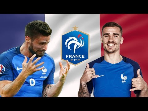France World Cup 2018 Squad According To Football Manager 2014 - No Benzema OR Giroud?!
