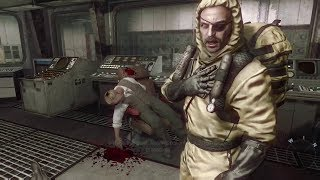 BRUTAL Infiltration Mission from Online FPS Game Call of Duty Black Ops 1