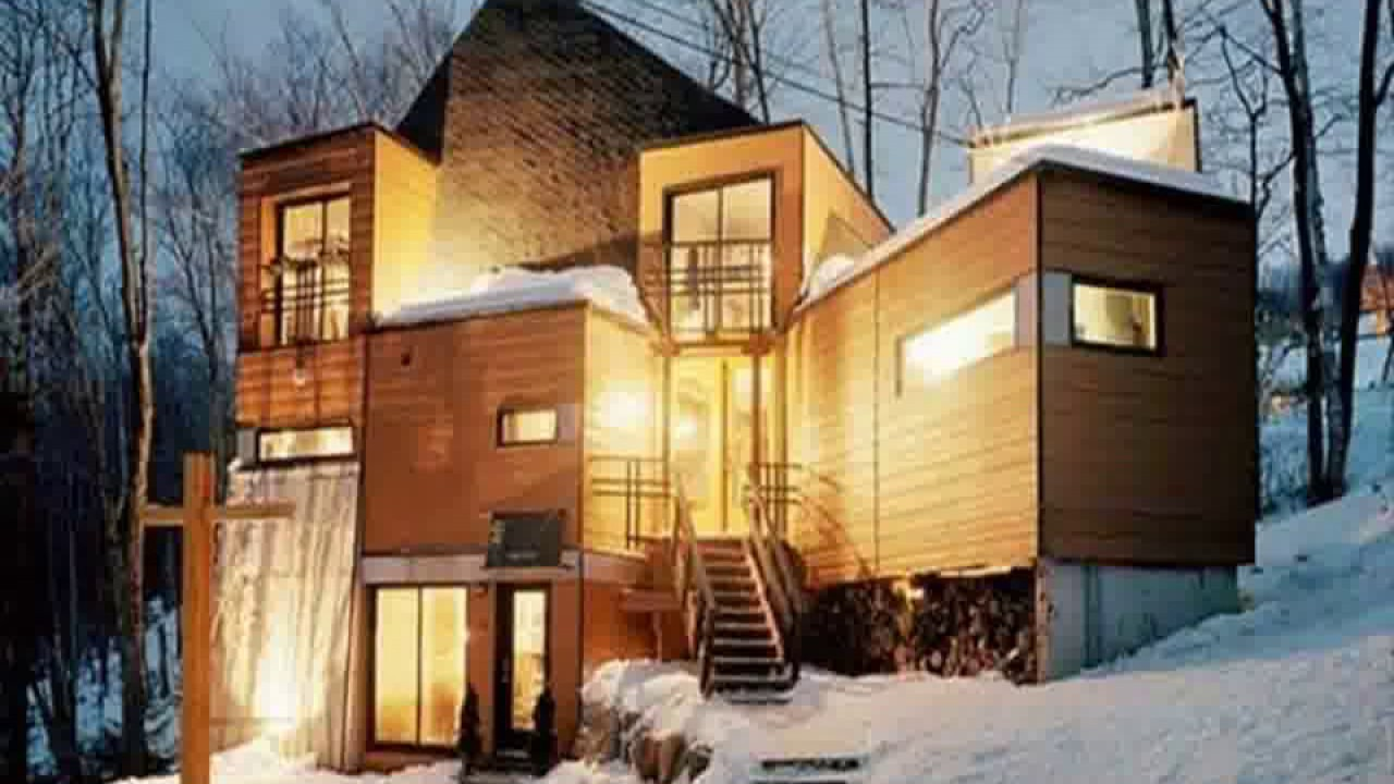 Luxury Shipping Container Home Youtube - Containers For Storage