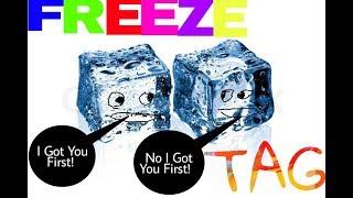 HELP I'M STUCK!| Freeze Tag.| Roblox.