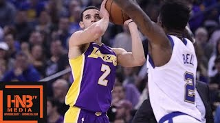 Los Angeles Lakers vs Golden State Warriors 1st Qtr Highlights / Week 10 / Dec 22