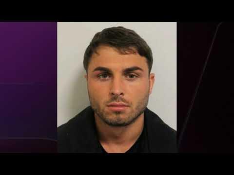 Arthur Collins found guilty of nightclub acid attack