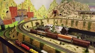 (Sneak Peek) My model railroad! (Reupload!)