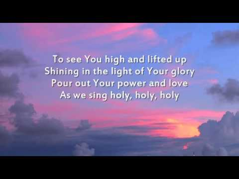 Open the Eyes of my Heart - Instrumental with lyrics
