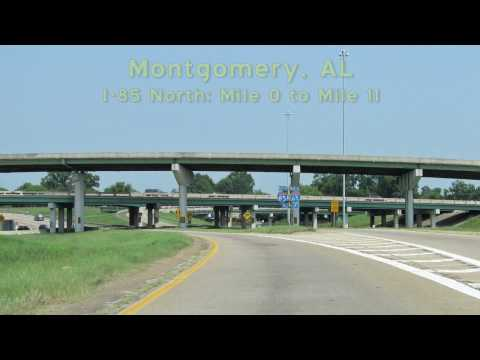 Montgomery, AL I-85 North