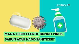 Jakarta, kompas.tv - penyebaran virus corona di indonesia membuat kita harus pintar menjaga diri dan lebih sering membersihkan tangan. hand sanitizer pun kin...