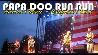 Papa Doo Run Run Classic Surf Band